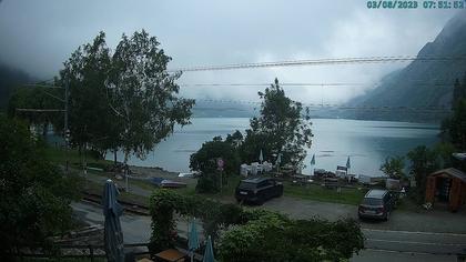 Miralago: Lago di Poschiavo - Piz Varuna
