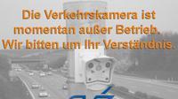 Dornstadt: A/E, bei Anschlussstelle Ulm-West, Blickrichtung: München - Dagtid