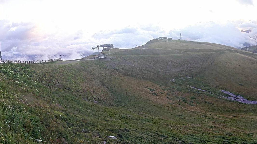 Webcam Morillon: Samoens Ski Resort − Panoramic