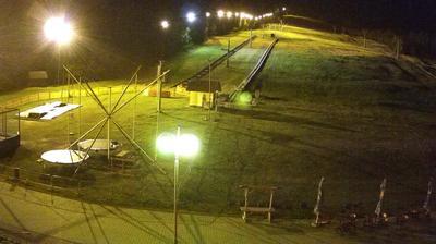 Webcam Kamieńsk: Stok narciarski, Góra