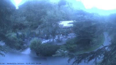 Thumbnail of Baiersbronn webcam at 7:05, Oct 17