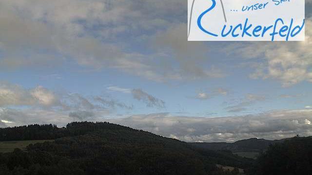 Webkamera Obernhausen: Skilift Zuckerfeld − Rhön