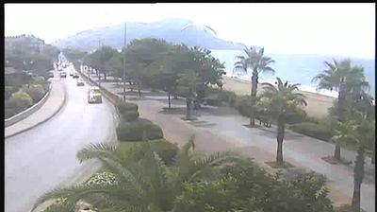 Webcam Alanya › South-East: Deniz Feneri (Belediye Arkası