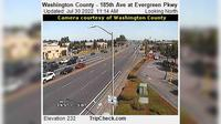 Hillsboro: Washington County - th Ave at Evergreen Pkwy - Actual