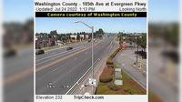 Hillsboro: Washington County - th Ave at Evergreen Pkwy - Day time