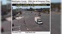 Hillsboro: Washington County - th Ave at Evergreen Pkwy - Dia