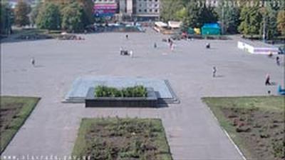 Webcam Sloviansk: Пятак