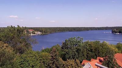 Webcam Wągrowiec: Panorama