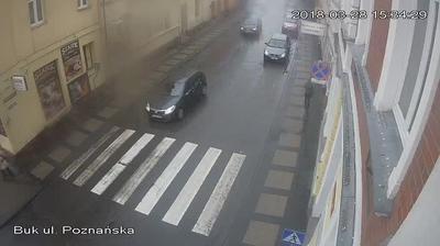 Webcam Buk: Poznańska St