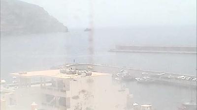 La Gomera Daglicht Webcam Imagez