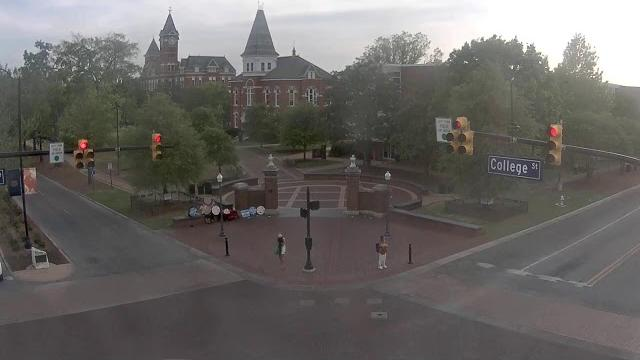 Webkamera Auburn: College Street