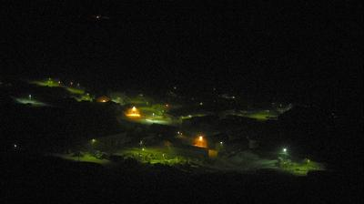 Daylight webcam view from McMurdo Station: Station