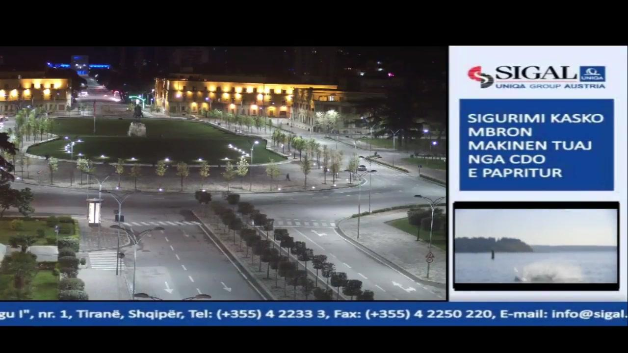 Webcam Tirana: Skanderbeg Square