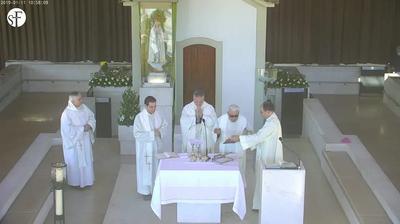 Webkamera Cova da Iria: Fatima − Sanctuary of Our Lady