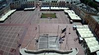 Zamość: Market square, Zamosc - Day time