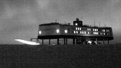 Daylight webcam view from Atka Eiskuppel: Neumayer Station