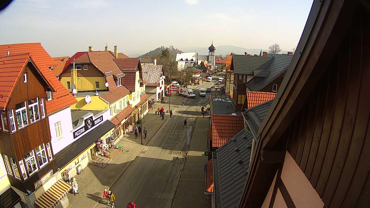 Webcam Karpacz: Konstytucji 3 Maja St