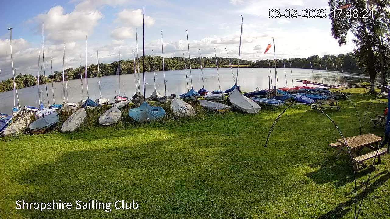 Webcam Colemere: Whitemere