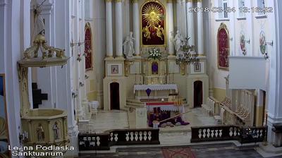 Webkamera Gmina Leśna Podlaska: Church, Biała Podlaska