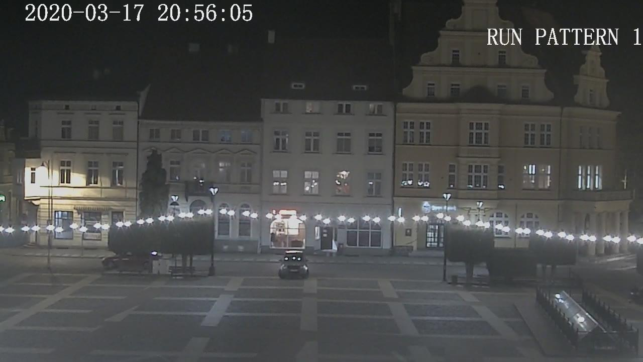 Webcam Białogard: Freedom Square