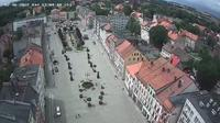 Chojn�w: Market square - Day time