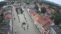 Chojnów: Market square - Jour