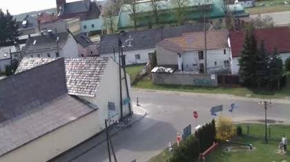 Webcam Chrząstowice: Skyline, Church