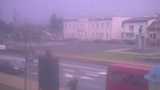 Webcam Mierzwiączka: Market Square, Dęblin