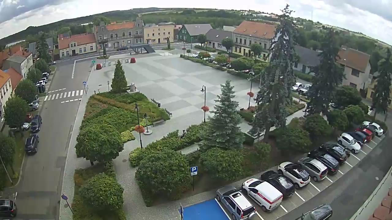 Webcam Dolsk: Market square