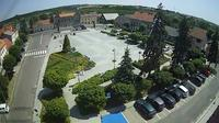 Dolsk: Market square - Overdag