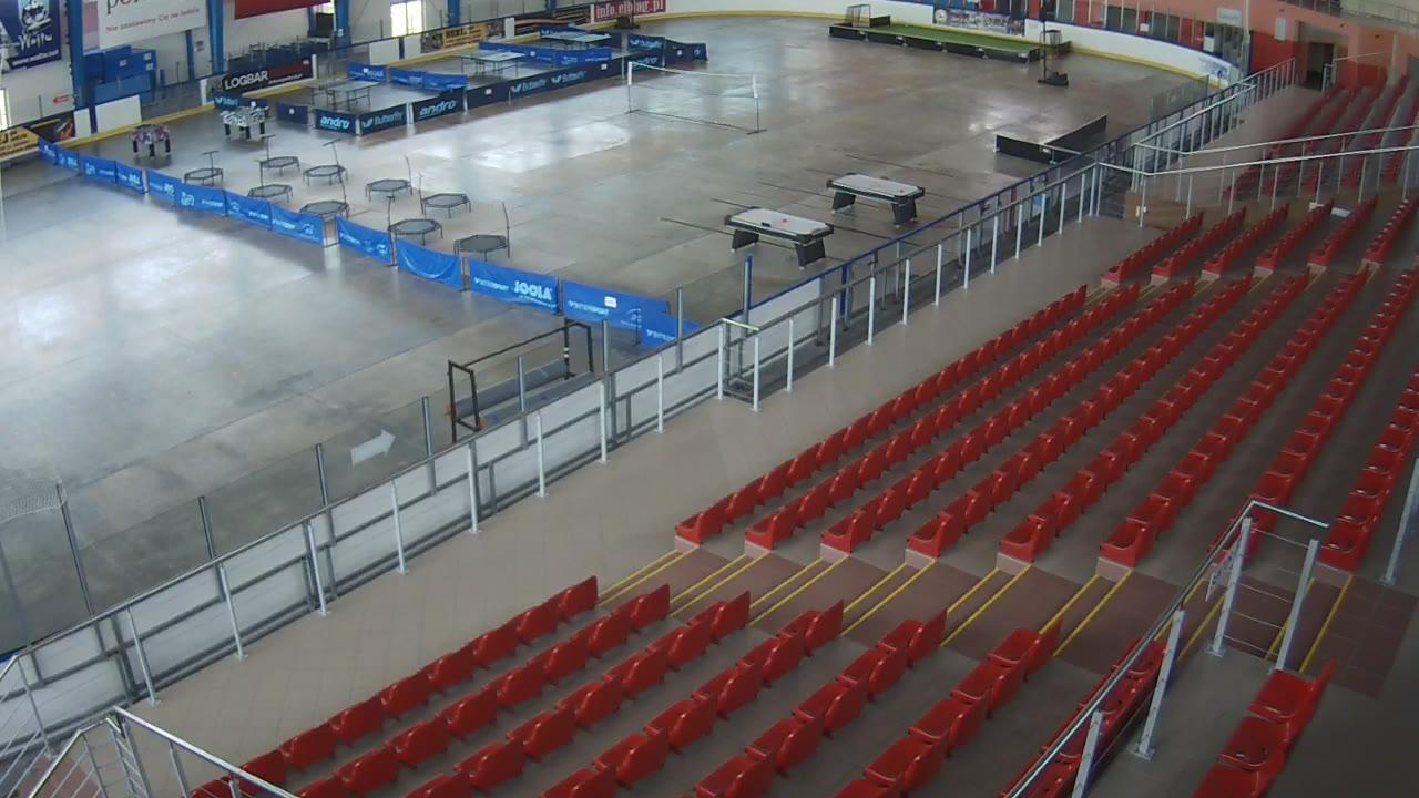 Webcam Elblag: Ice rink