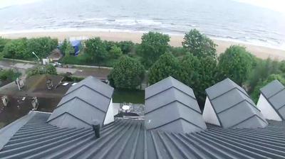 Webcam Brzeźno: Beach, Gdańsk