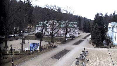 Webcam Iwonicz-Zdrój: Plac Dietla