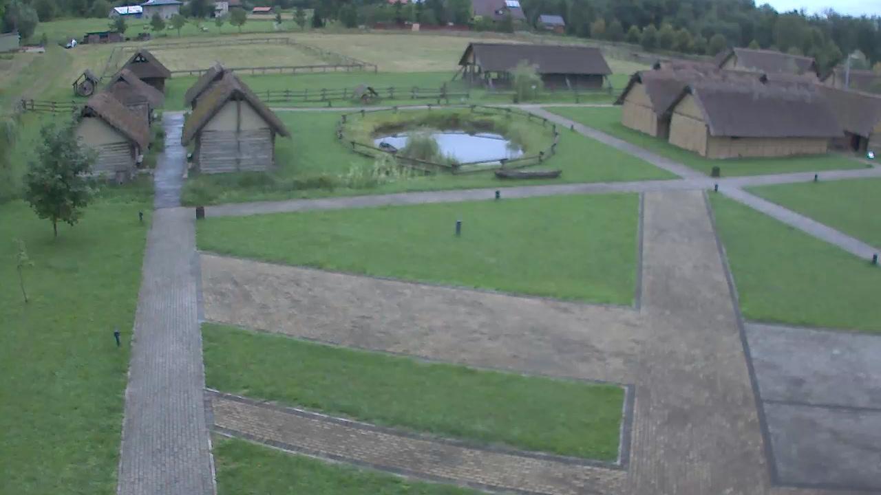 Webcam Gadki: Karpacka Troja − Museum, Jasło