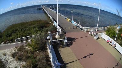 Webcam Jurata: Pier, Jastarnia