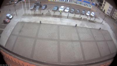 Webcam Kamień Pomorski: Market square