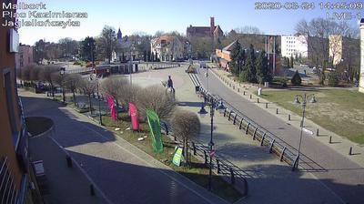 Мальборк: Kościuszki St., Castle, Nogat