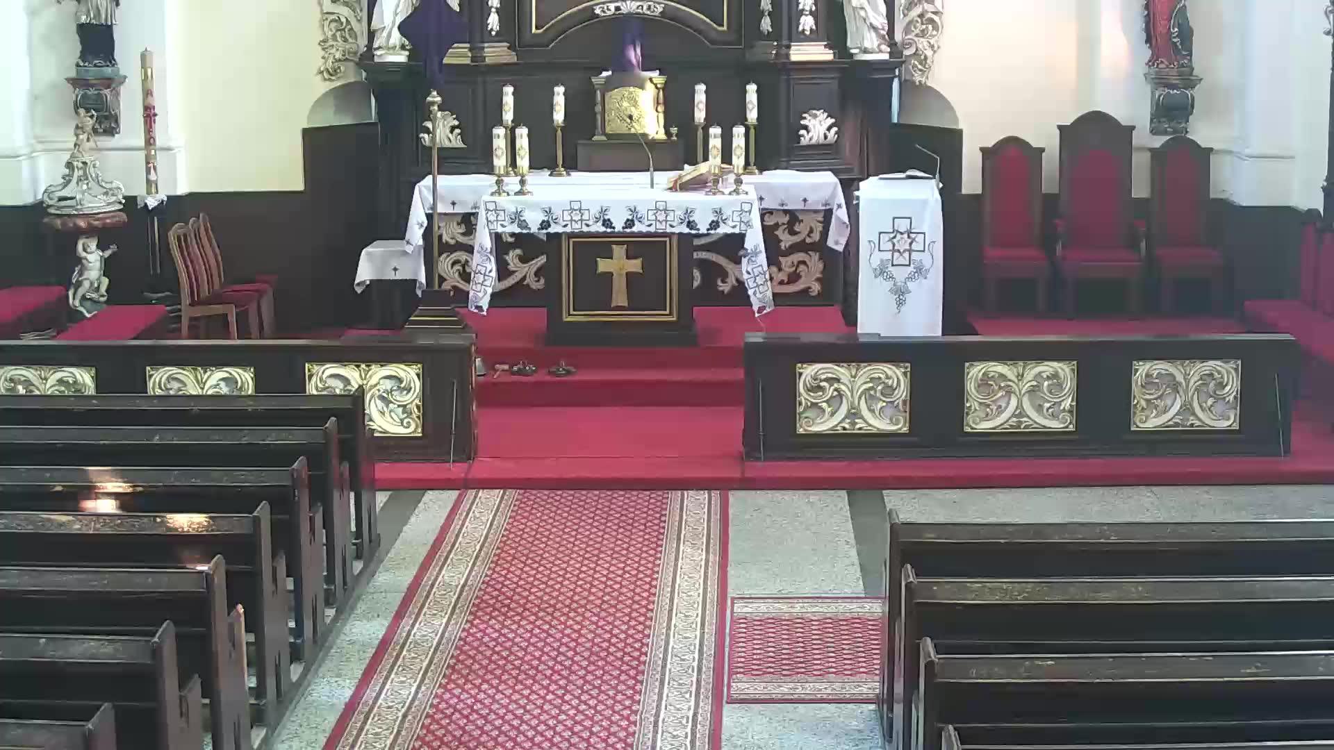 Webkamera Wilkszyn: Church, Miękinia