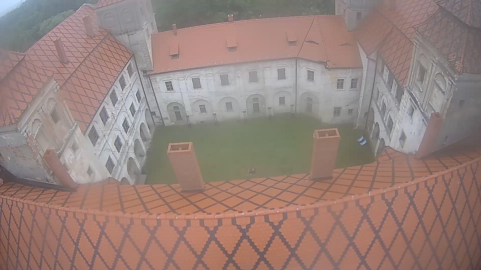 Webcam Niemodlin: Castle