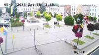 Olesno: Market square - Actuales