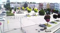 Olesno: Market square - Day time