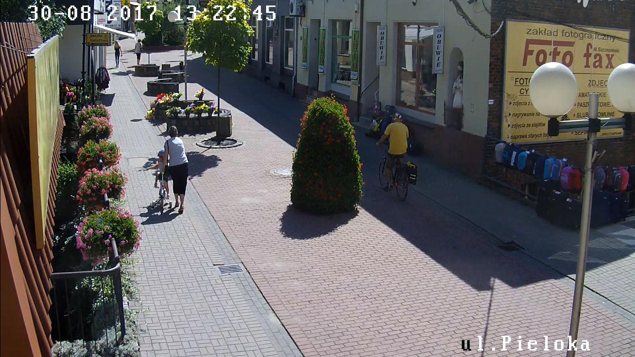 Webcam Olesno: Pieloka St