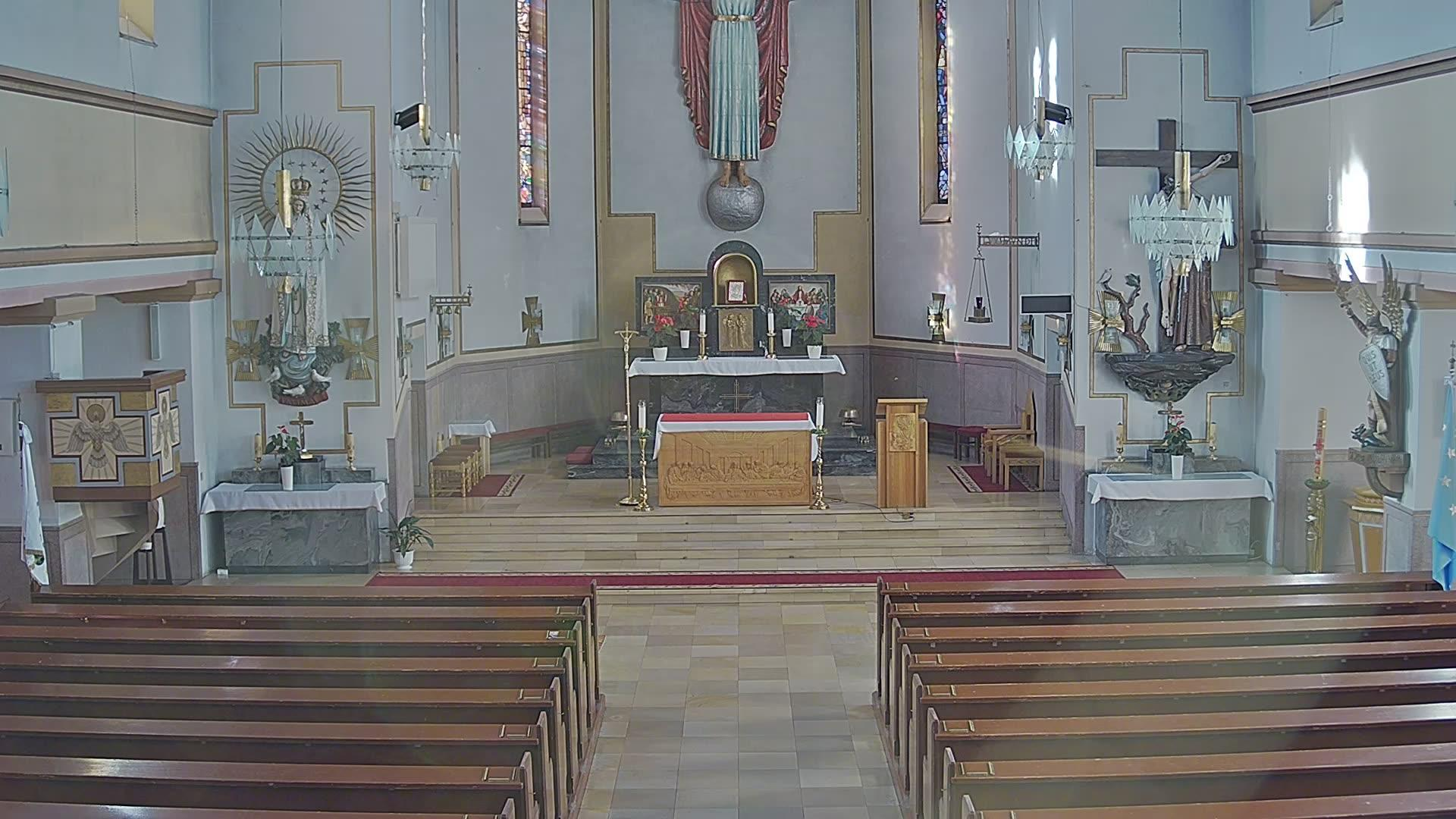 Webcam Komprachcice: Church