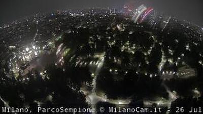 Vignette de Qualité de l'air webcam à 6:17, janv. 17