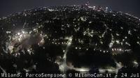 Milan > North-East: Sempione Park - Actual