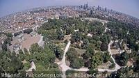 Milan › North-East: Sempione Park - Day time