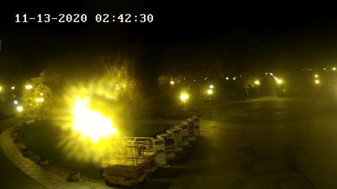 Webcam Śródmieście: Pedestrian zone, Radom