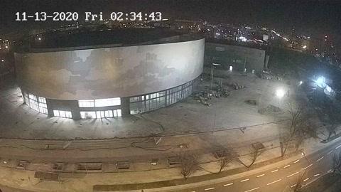 Webcam osiedle Nad Potokiem: Sports Arena, Radom