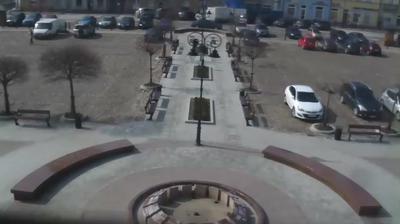 Webcam Serock: Market-place