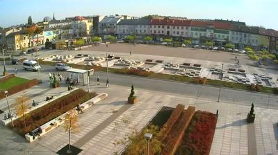 Webcam Tomaszów Mazowiecki: Plac Tadeusza Kościuszki
